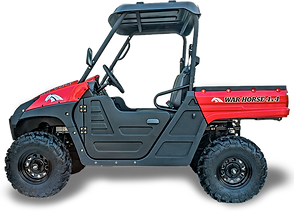 War Horse All-Electric UTV