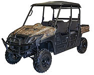 Game Changer Crew 4x4 Utility Vehicle