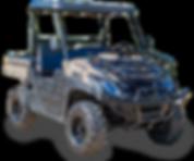 huntve switchback switch back hybrid electric 4x4 utv utility vehcle hunting