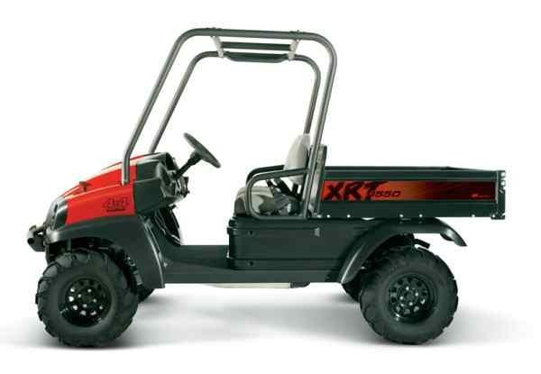 club car xrt1550
