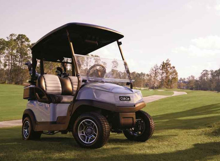 Do you say Golf Car or Golf Cart?