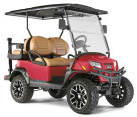 club car 2018 2019 onward lifted 4 passenger golf cart car