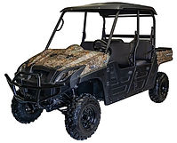 Switchback Crew 4x4 Hybrid Electric UTV