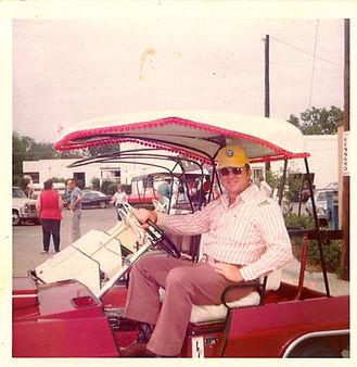 Wayne - Founder of Metro Golf Cars
