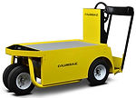 columbia stockchaser stock warehouse picker 14 gauge utility commercial casino vehicle stand up