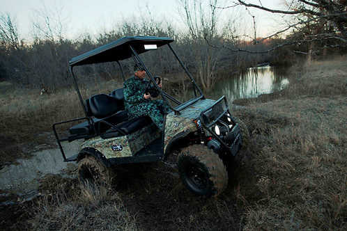 Camouflage Rear Body (Realtree™ APG)