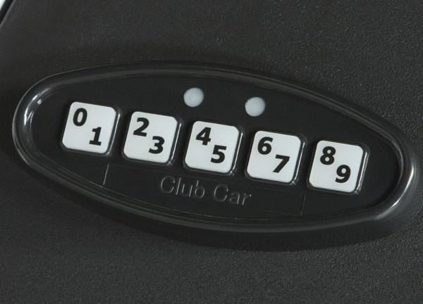 Club Car Security Keypad