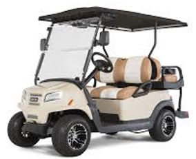 club car 2018 2019 onward 4 passenger golf cart car