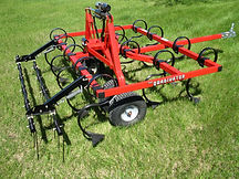 quadivator cultivator implement