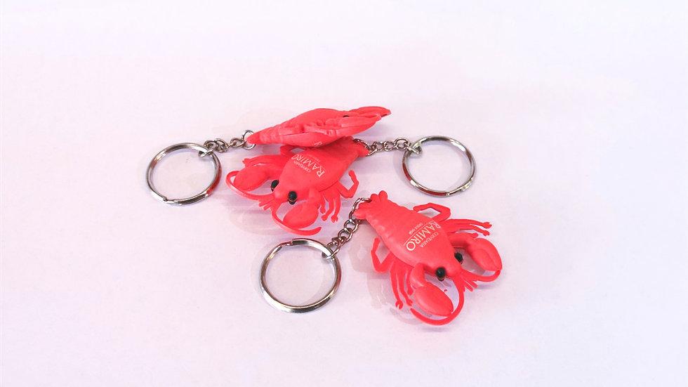Porta-chaves Lagosta