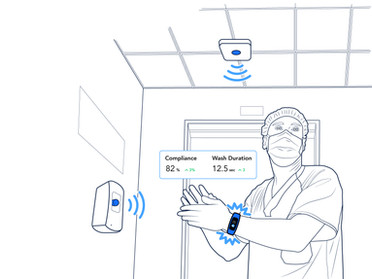 Five Quality Indicators to Consider in an Automated Hand Hygiene Compliance Solution