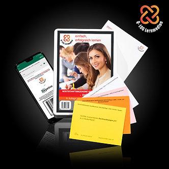 Wirtschaftsbezogene Qualifikationen - Lernkarten 2021