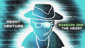 Agent Venture mission one hero  .png