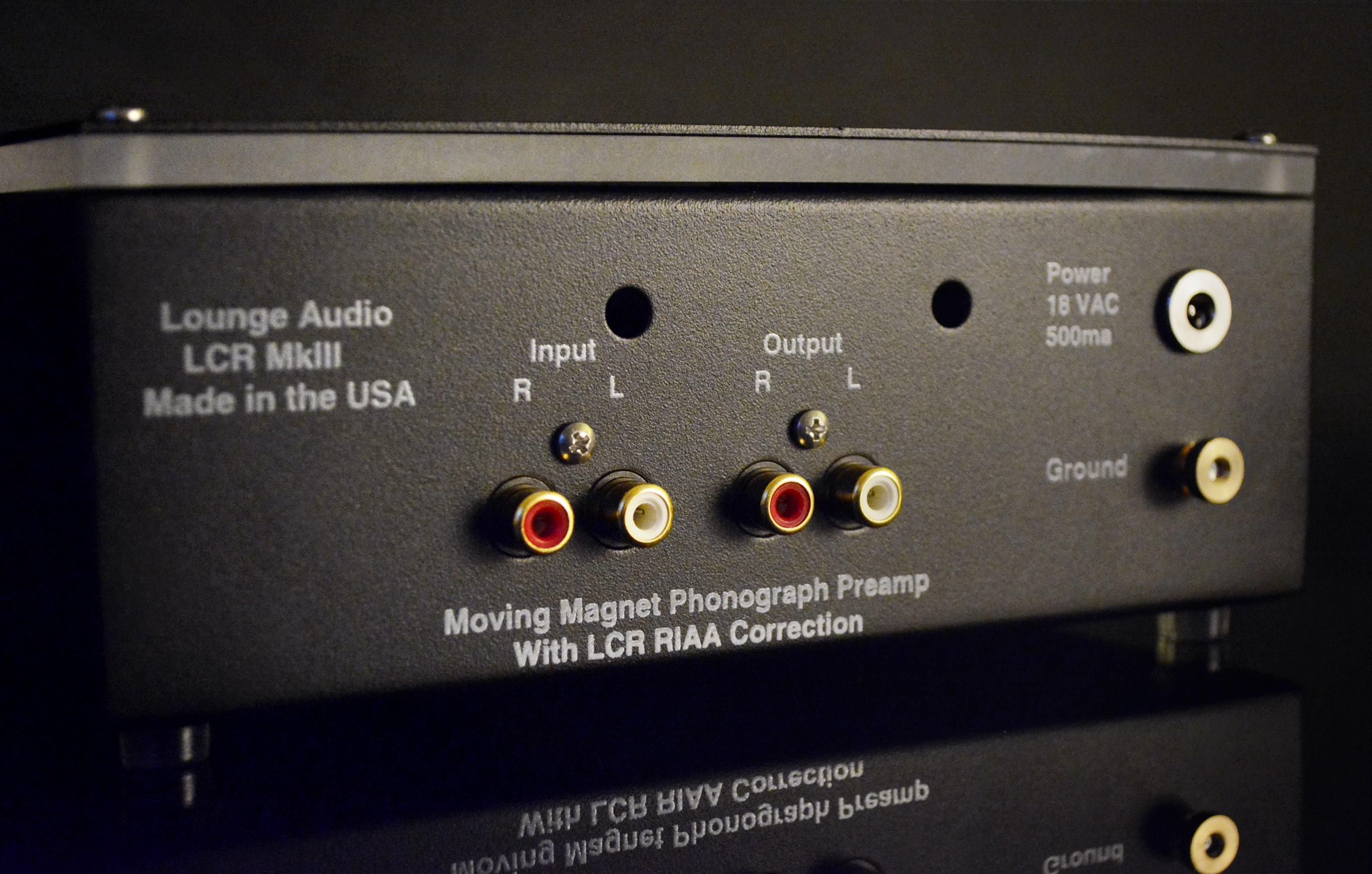 Lcr Mkiii Lounge Audio Lowvoltagemicrophonepreamp Preamplifier Audiocircuit Description