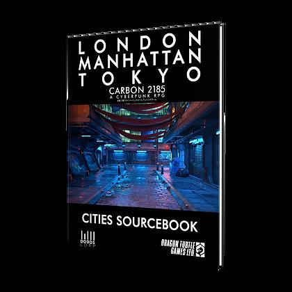 London | Manhattan | Tokyo | Cities Sourcebook Hardback