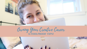 Owning Your Creative Career