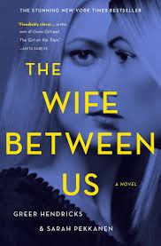 Image result for the wife between us