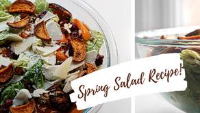 Sensational Spring Salad Recipe