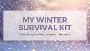 My Winter Survival Kit