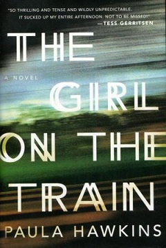 Image result for Girl on the train book cover