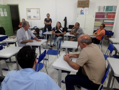 Programa Afluentes esclarece dúvidas da comunidade do Rio Pequeno em Camboriú