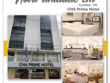 CHA hotéis anuncia expansão da rede com novas unidades no Paraná