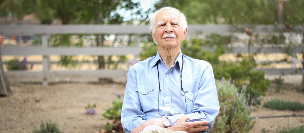 Grandpa John, Visionary