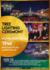 Festival of Light 2019 Tree Lighting Ceremony