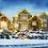 Thumbnail: WARM WHITE Snowflake Linkables Kit of 6
