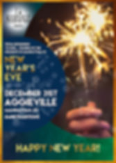 MHK Festival of Lights 2019 New Years Eve in Aggieville