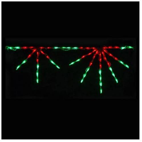 RED /  GREEN Starburst Linkables Kit of 6