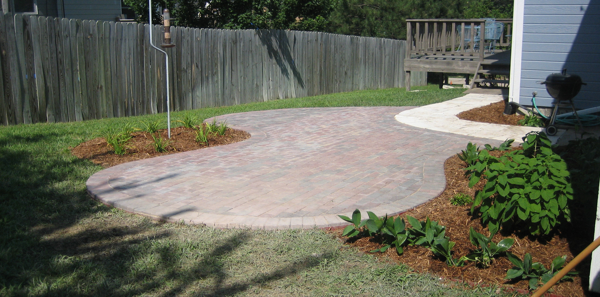 Small Patio, Master Landscape, Inc.