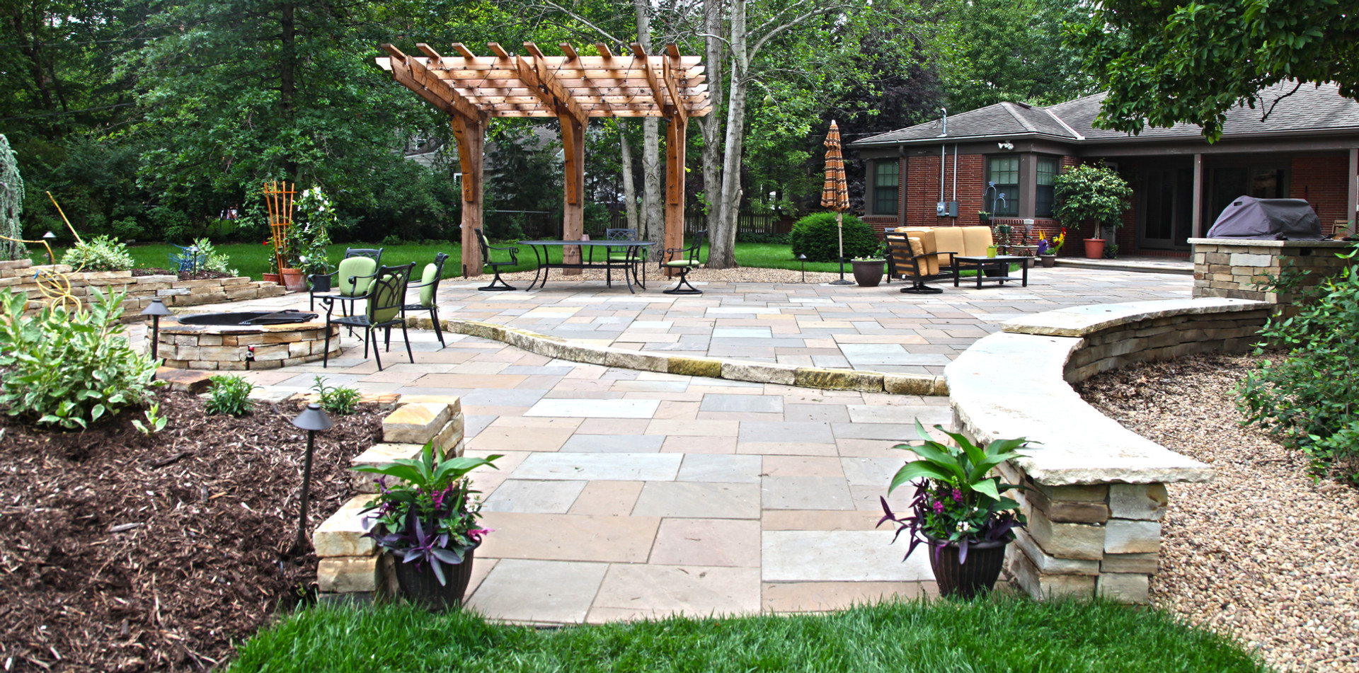 Patio, Master Landscape Inc.