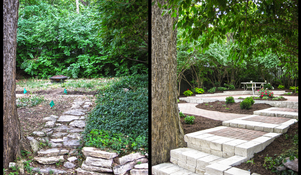 Before and After, Master Landscape, Inc.