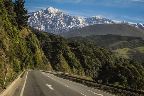 On the Road, NZ