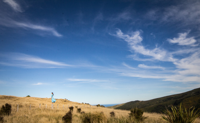 Prairie in the sky, NZ