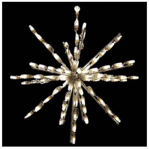 WARM WHITE Starburst Kit of 3