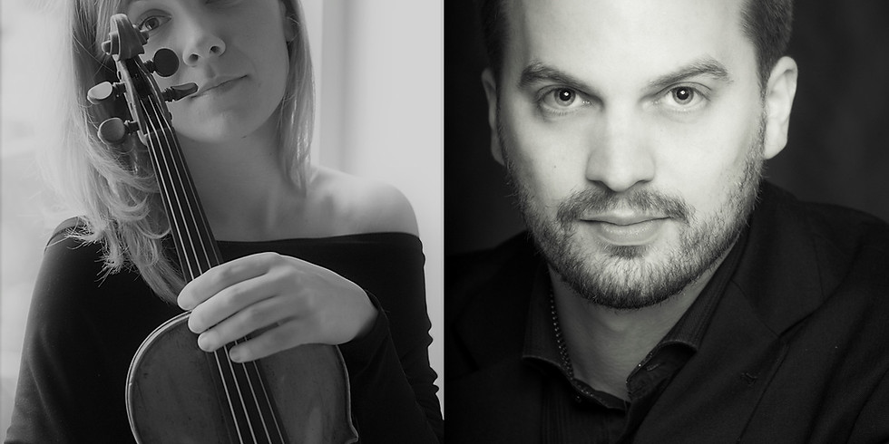 Recital violin & piano ONLINE STREAMING