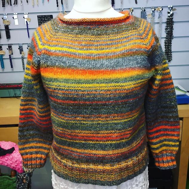Adriafil Zebrino Sweater