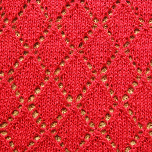 Knitting Techniques - Lace Work