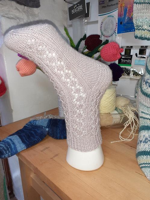 Lace Socks in 4ply