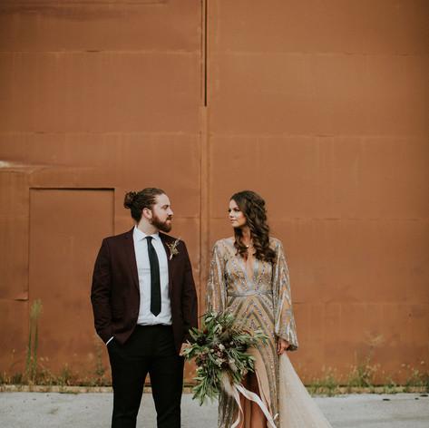 Natalie + Kyle