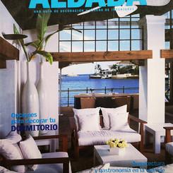 Nicola and Gianfranco Fini on Aldaba Magazine