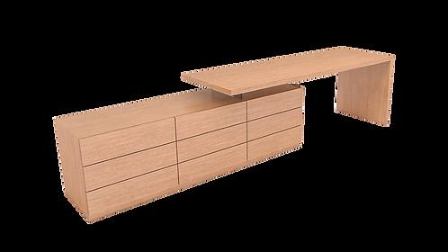 New Desk 0.2 by Studio Fini Design