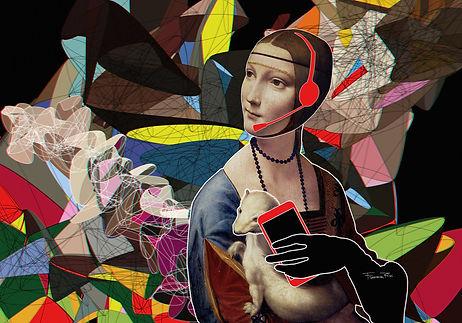 Francesca Fini digital artwork