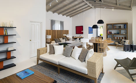 Studio Fini Design showroom in Casa de Campo Marina
