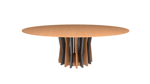 Dining Table 0.3 by Studio Fini Design