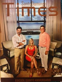 Santo Domingo Times Cover