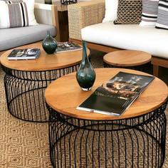 Coffee Tables @ Studio Fini Design Store