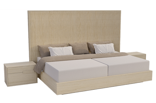 Bed Set 0.1 by Studio Fini Design